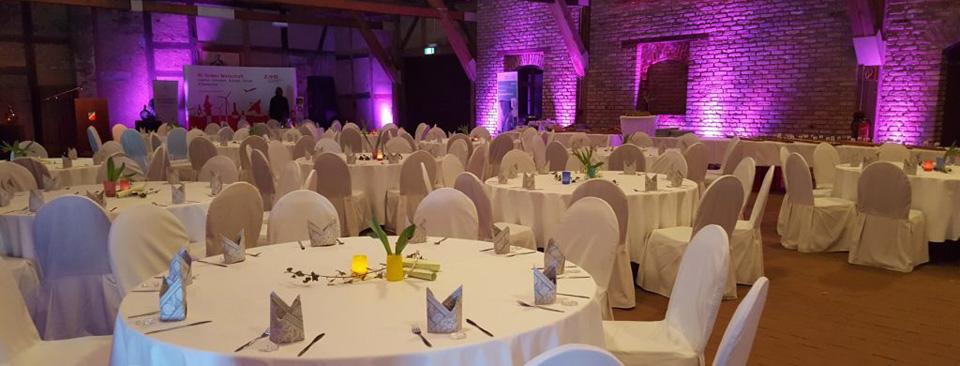 Hochzeit im Saal des Gasthof Reuner in Glashuette